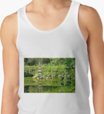 SF Japanese Tea Garden Study 27  Tank Top
