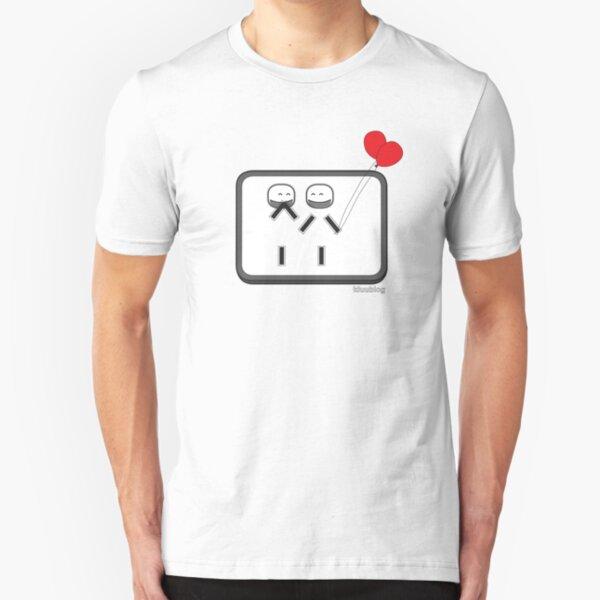 Power Love 3 Slim Fit T-Shirt