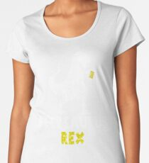 Beer Saurus Rex Women's Premium T-Shirt