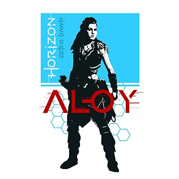 Aloy - Horizon Zero Dawn by digitalage