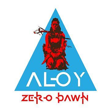 Aloy - Zero Dawn by digitalage