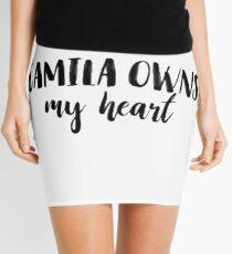 Minifalda Camila Cabello posee mi corazón