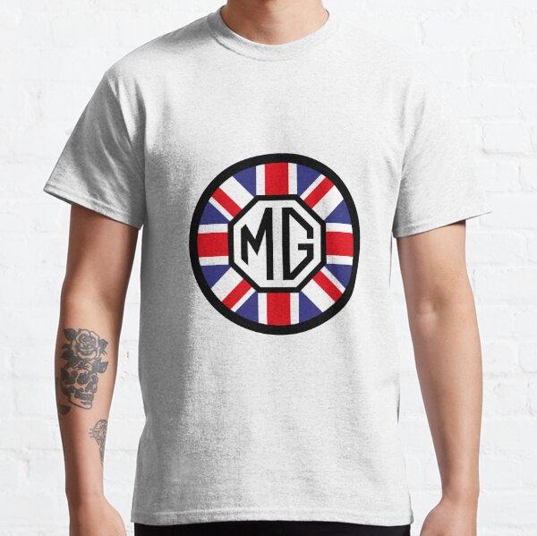 Round union jack sticker Classic T-Shirt