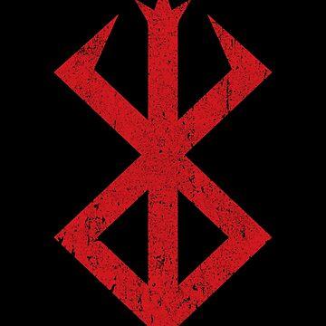 The Brand of Sacrifice by huckblade