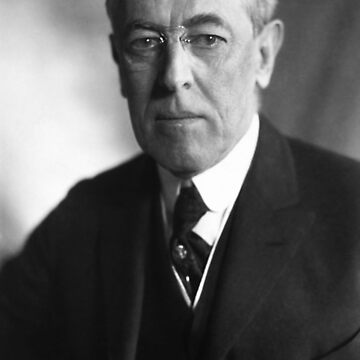 Woodrow Wilson - 28th US President by warishellstore
