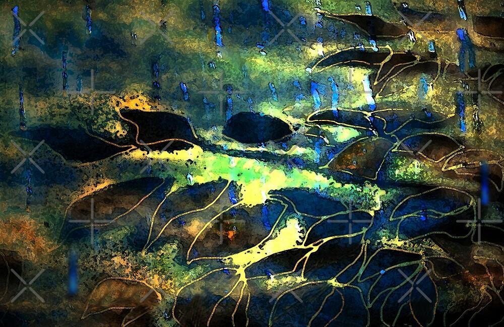 Neon Rain by CarolM