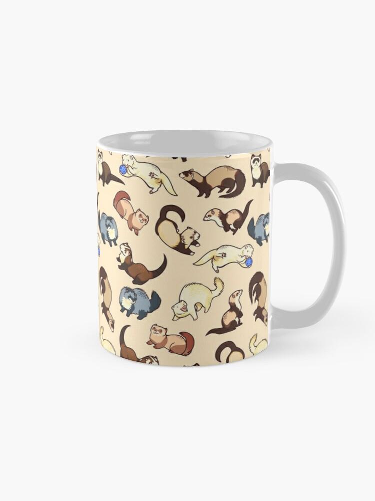 Alternate view of cat snakes Mug