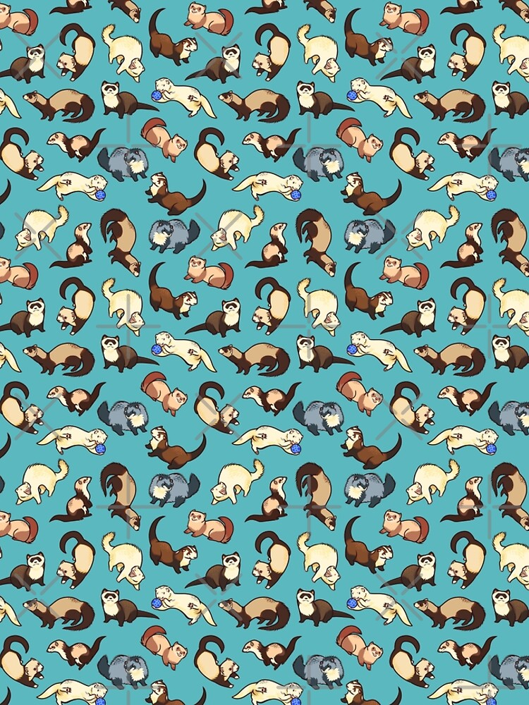 cat snakes in blue by Colordrilos