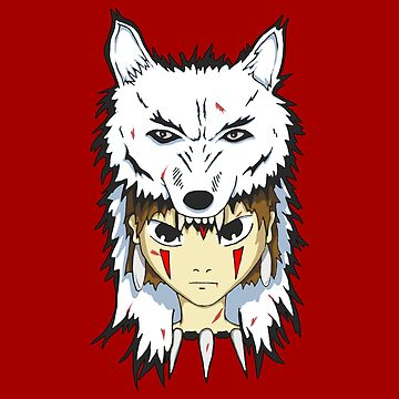 Wolf Girl by autoboxdesign