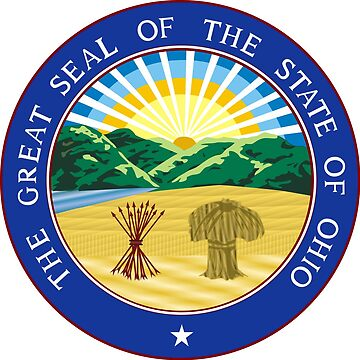 The Seal of Ohio by romeobravado