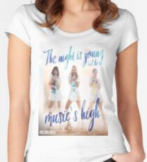 Mamma Mia! Here We Go Again Women's Fitted Scoop T-Shirt