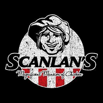 Scanlan's Magnificent Mansion Chicken (Variant) by huckblade