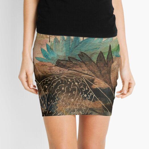 spells of the forest Mini Skirt