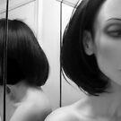 Body Betrayed - Self Portrait by Jaeda DeWalt