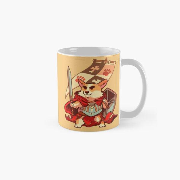 Corgi knight Classic Mug
