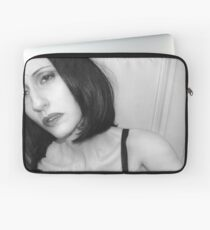 The toll it takes - Self Portrait Laptop Sleeve
