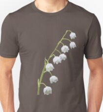 Flowers lily  Unisex T-Shirt