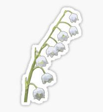 Flowers lily  Sticker