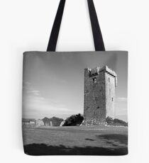Muckinish castle Tote Bag
