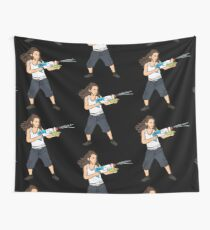 Super Kid  Wall Tapestry