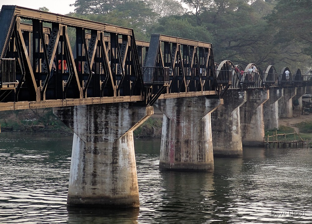 Bridge On The River Kwai by Dave Lloyd