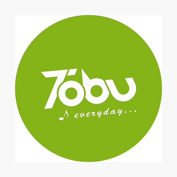 Tobu Everyday - Green Photographic Print