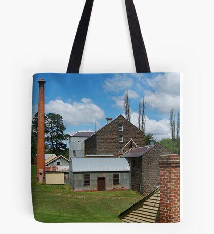 5 Chimney Stacks,Anderson's Mill,Smeaton, Victoria Tote Bag
