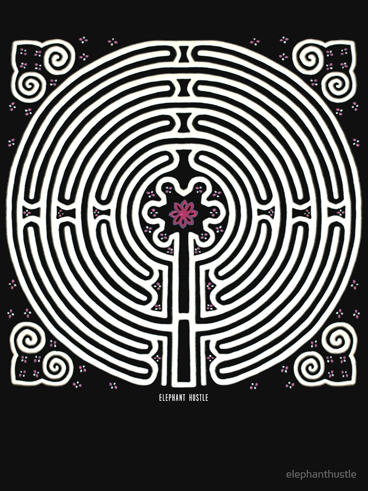The Labyrinth of Light, Hmong Inspired by elephanthustle