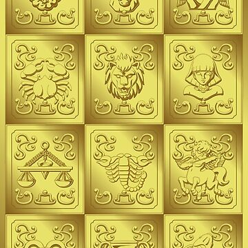 GOLDEN BOXES SAINT SEIYA by STVs