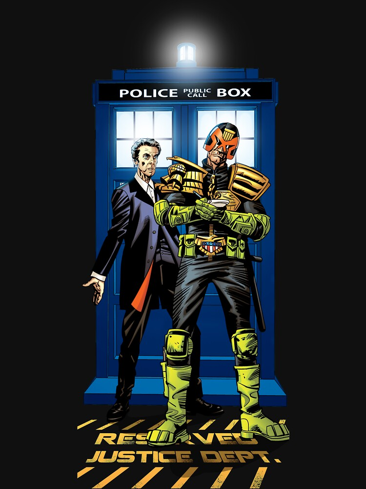 Who Judges The Doctor by CharlieKirchoff