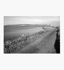 Finavarra Martello Tower Photographic Print