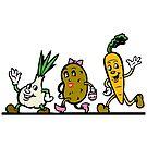 Veggie Run by RNF1