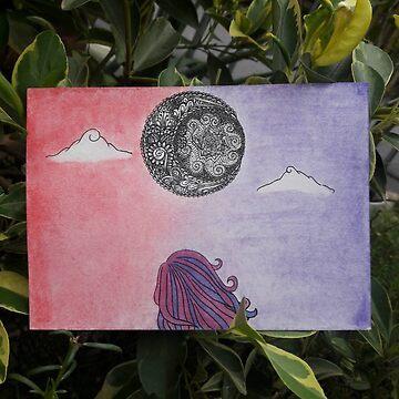 The Luna Mirror by maerooo