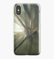Whacked By A Stick iPhone Case