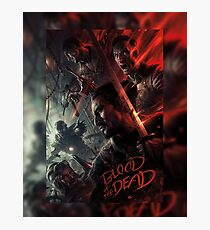 Blood of the Dead - BO4 Photographic Print