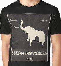 Elephantzilla Graphic T-Shirt