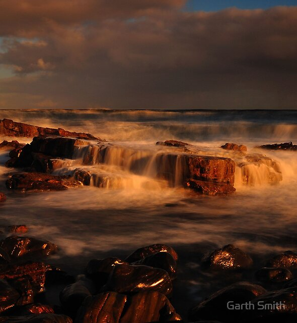 First Light at Temma by Garth Smith
