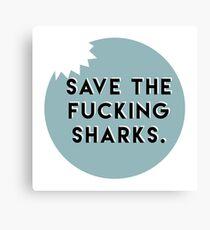 save them !!  Canvas Print