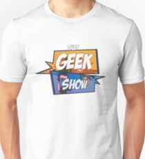 That Geek Show CLASSIC Logo Designs Unisex T-Shirt