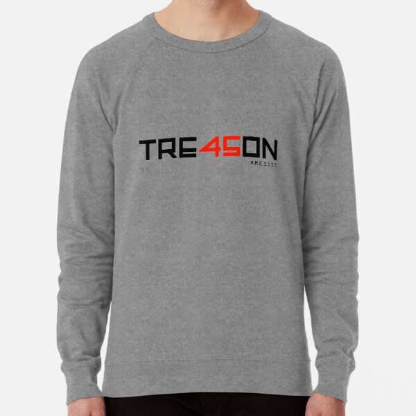 TRE45ON (TREASON) Lightweight Sweatshirt