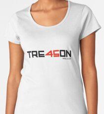 TRE45ON (TREASON) Women's Premium T-Shirt