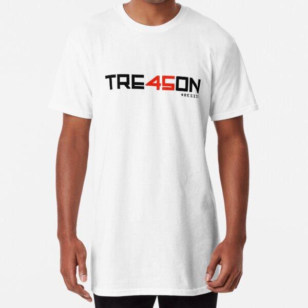TRE45ON (TREASON) Long T-Shirt