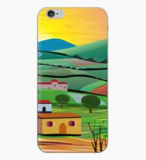 Sunset Farms iPhone Case