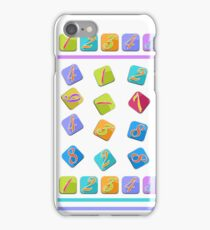 Numerology iPhone Case/Skin