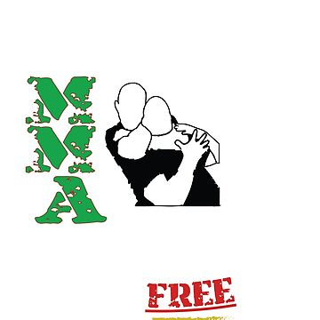 MMA Funny Touch Me and your Fist MMA lesson free by arrowroottees