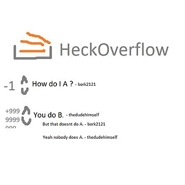 Stack Overflow  by talexander0819