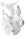 under water by Anthropolog