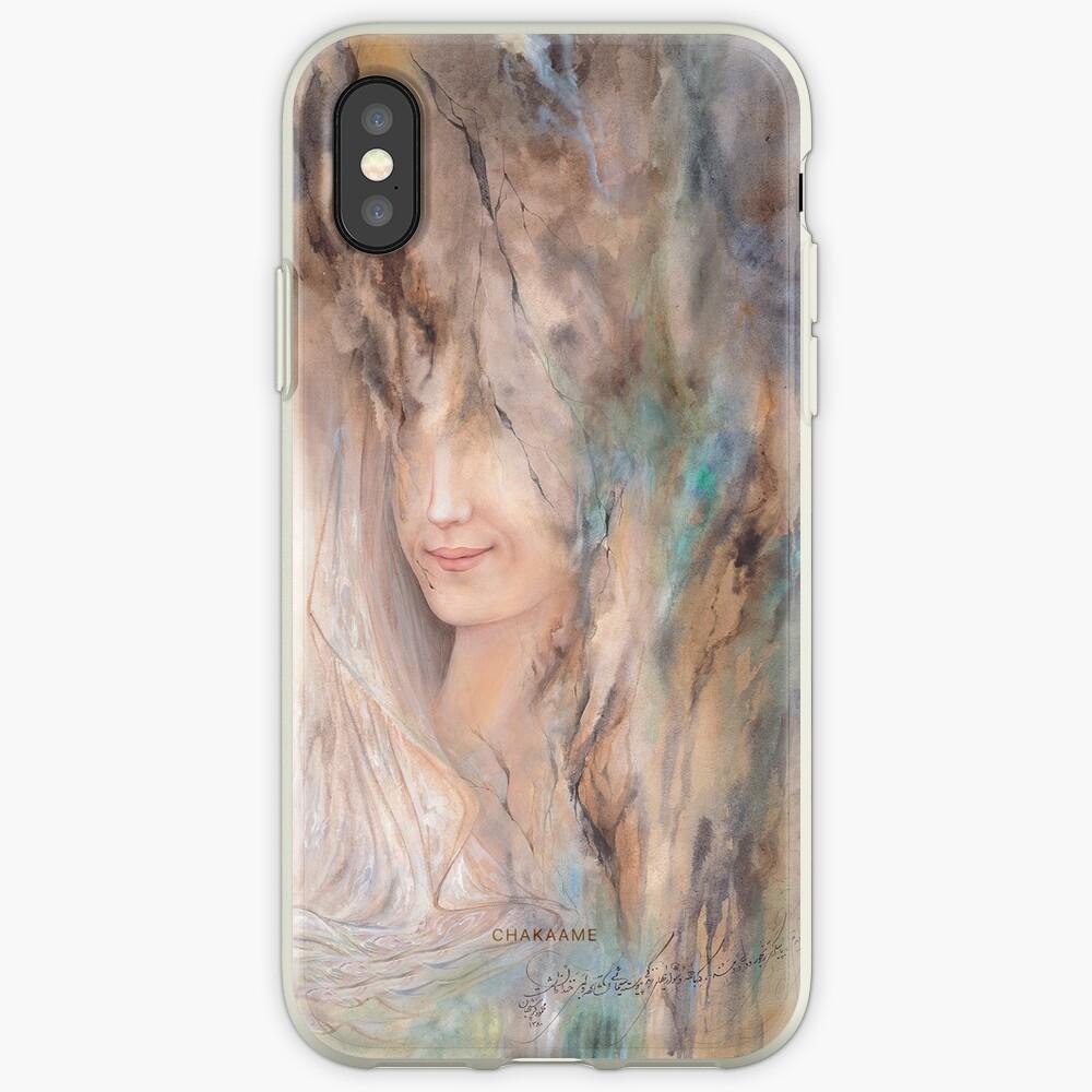Persian Miniature - F035 iPhone Case & Cover