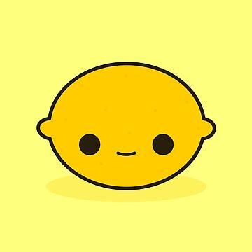 Cute lemon by peppermintpopuk