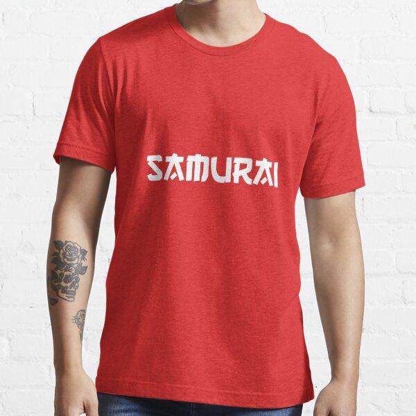 Samurai Essential T-Shirt